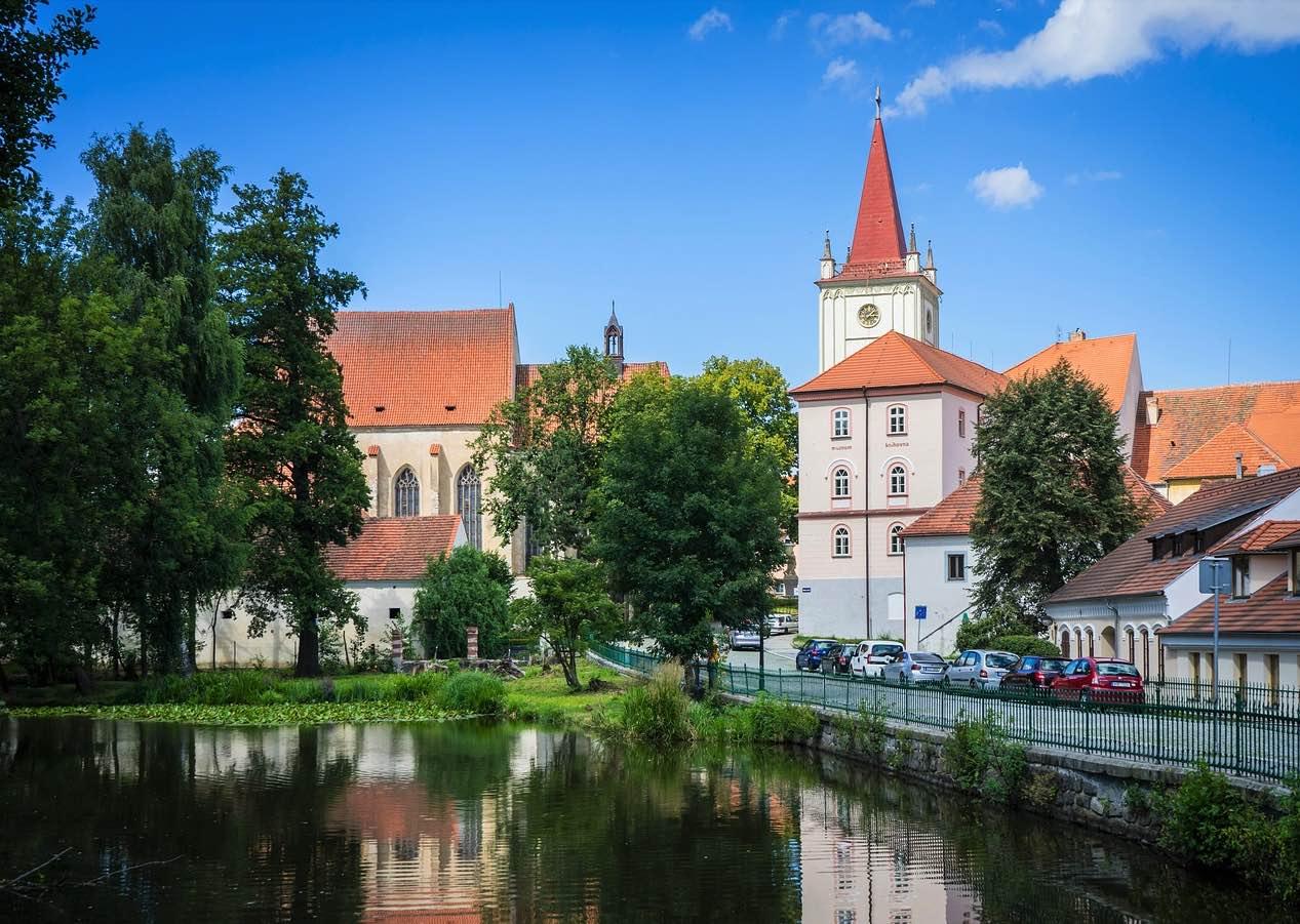 Blatná v Jižních Čechách