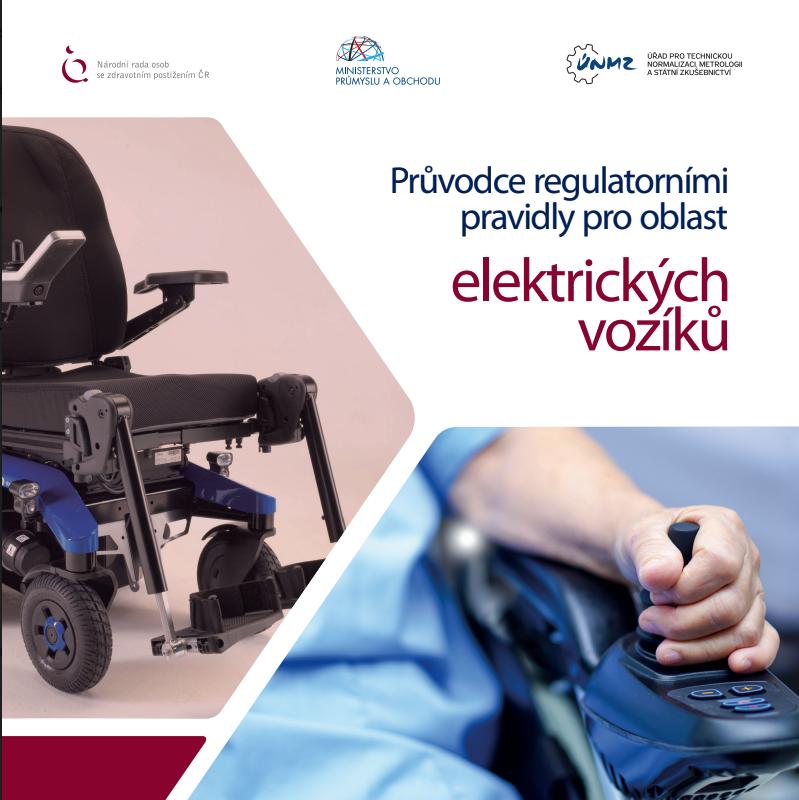 Průvodce regulatorními pravidly pro oblast elektrických vozíků
